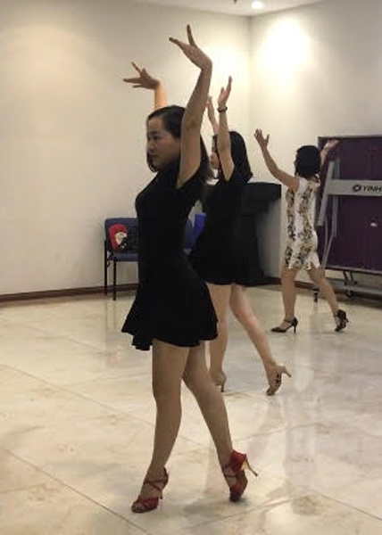 Kallyas Dance